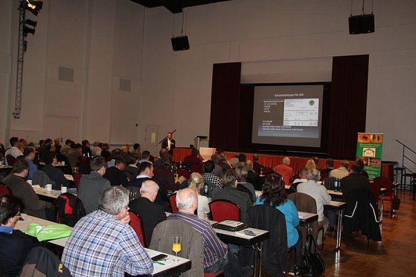 Vorträge von Experten vom Holzschutzfachverbands Norddeutschland e.V.