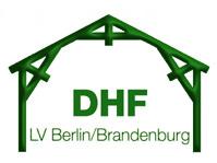 Logo DHF – Deutscher Holzschutzfachverband in Berlin / Brandenburg